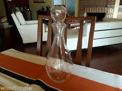Oracle Software Corporation  Glass Liquor Decanter Wine