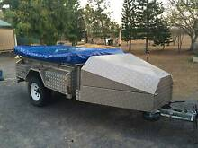 Robust Offroad Camper Trailer Gracemere Rockhampton City Preview