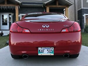 2009 Infiniti G37x coupe AWD No Accidents - Brichwood serviced