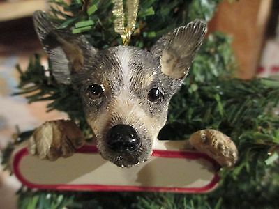 AUSTRALIAN CATTLE DOG   ~ ORNAMENT #90