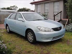 2005 Toyota Camry Sedan AUTO WITH RWC Rowville Knox Area Preview