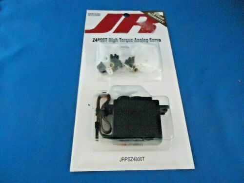 JR Z4800T HIGH TORQUE ANALOG SERVO NEW IN PACKAGE