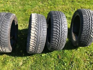 Tires 215-50R17 Winters
