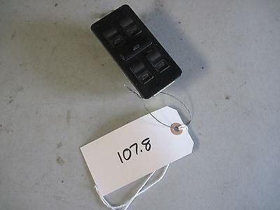 1989-1994 AUDI 100 Avant C4 90 MAIN MASTER WINDOW SWITCH 107.8