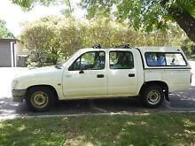 1999 Toyota Hilux Ute Hackett North Canberra Preview