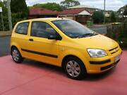 2003 Hyundai Getz Hatchback Toowoomba Toowoomba City Preview