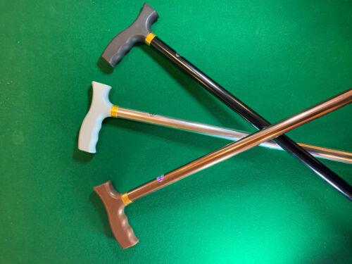 Carex Designer Offset Soft Handle Extendable Locking Walking Cane