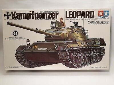 ROCO MINITANKS HO 275 KAMPFPANZER LEOPARD A 4 Tank Kit