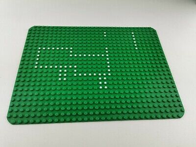 Lego Thick Grey Building Base Plate 8 x 8 Stud