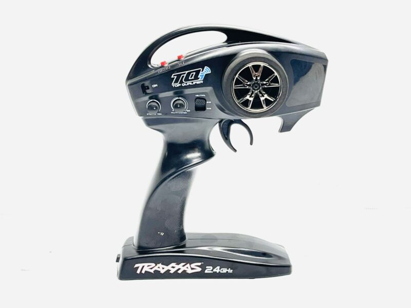 Traxxas Tqi Transmitter 6528 Bluetooth Capable 2.4GHz 2-Ch Radio ONLY