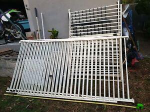 Pool fence used