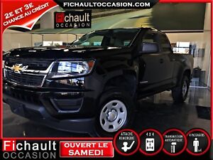 Chevrolet Colorado WT  4X4 CABINE ALLONGE