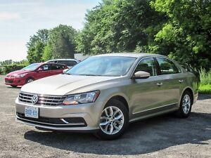2016 Volkswagen Passat Trendline Plus, Air. Auto, Power Grp