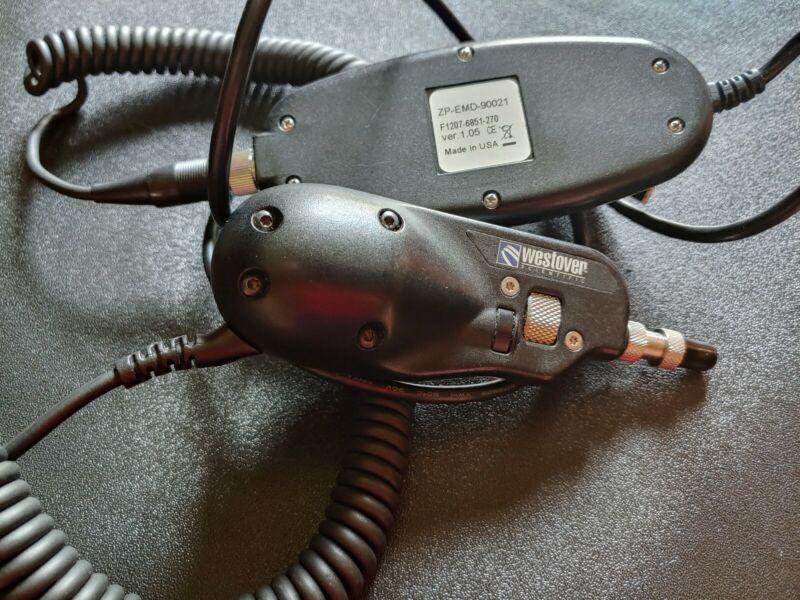 JDSU Westover FBP FiberChek Probe Microscope USB Converter ZP-EMD-90021