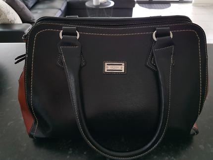 Cellini Leather Handbag