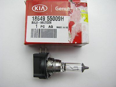 NEW GENUINE Headlight Lamp Bulb OEM For Kia 1864955009H