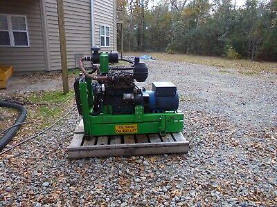 Kubota 20 Kw Rv Diesel Generator