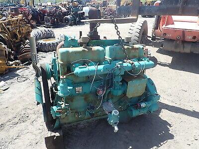 Waukesha F817gu Gas Engine Clean 817 Big Block Truck Fwd Industrial Tractor