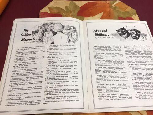 Vintage Booklet American Essays Inspirational Word Portraits Published 1968 - $0.99