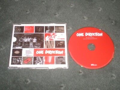 ONE DIRECTION BEST SONG EVER-RARE CD SINGLE UP ALL NIGHT YEARBOOK