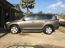 2009 Rav 4 CV Manual Ingham Hinchinbrook Area Preview