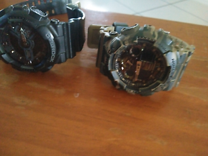 250 for bpth, I've got 2 new G shock watches for sale Kuranda Tablelands Preview