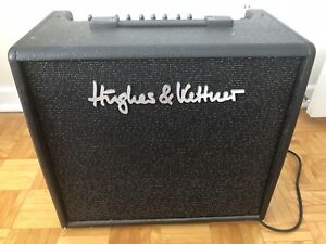 Hughes & Kettner silver edition 50W solid-state