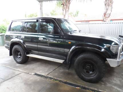 Toyota Landcruiser 80 series Turbo Diesel Man would swap for ute