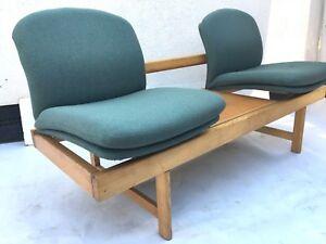 Danish Style Modular Hopsack Sofa Llum Wikkelso