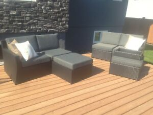 Outdoor Patio Sofa Sectional (NEW IN THE BOX)