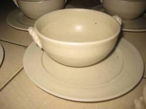 pottery soup bowls Cabramatta West Fairfield Area Preview