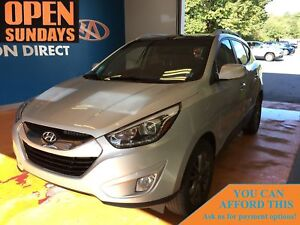 2014 Hyundai Tucson GLS! DOUBLE PANO ROOF'S! FRONT/REAR SEATS!