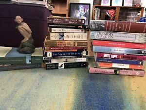 Books! Cheap literature!