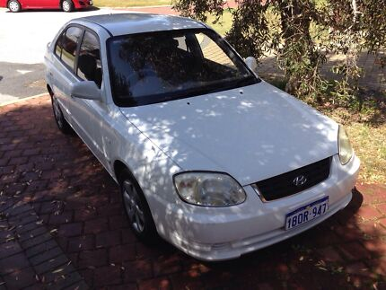 2003 Hyundai Accent Guildford Swan Area Preview