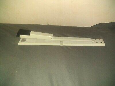 Sparco Brand Stapler Long Reach Adjustable Euc