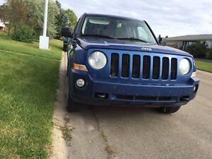 Jeep Patriot 2010 north