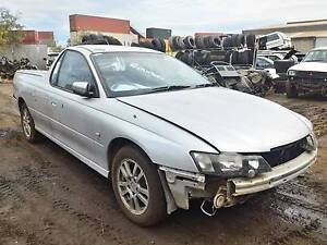 Wrecking 04 #Holden #Commodore VY #Ute AT 160301 Port Adelaide Port Adelaide Area Preview