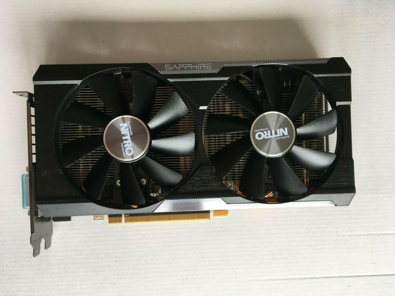 Sapphire Radeon R9 380 Nitro 4GB GDDR5 PCIe x16 Grafikkarte