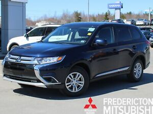 2018 Mitsubishi Outlander ES AWC | HEATED SEATS | BACK UP CAM...