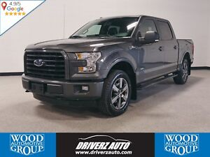 2016 Ford F-150 XLT ACCIDENT FREE, SPORT, PANORAMIC ROOF