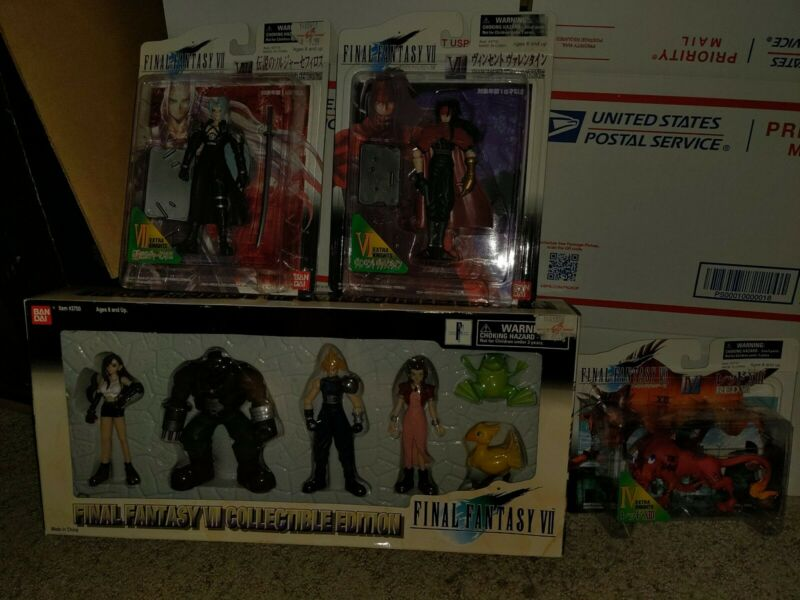 Final Fantasy VII Figures