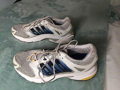 Adidas -  Men's ClimaCool Trainers - Adiprene - White - UK Size 8