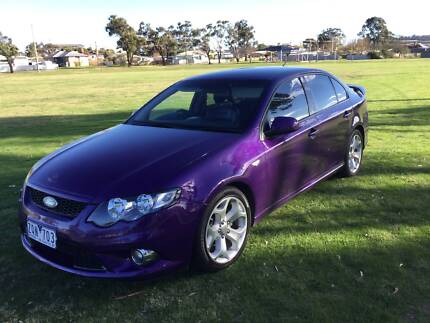 Ford Falcon FG 2011 Limited Edition XR6