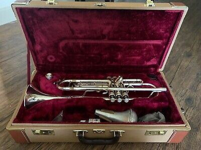 Silver Jupiter XO Bb Trumpet in Great Condition
