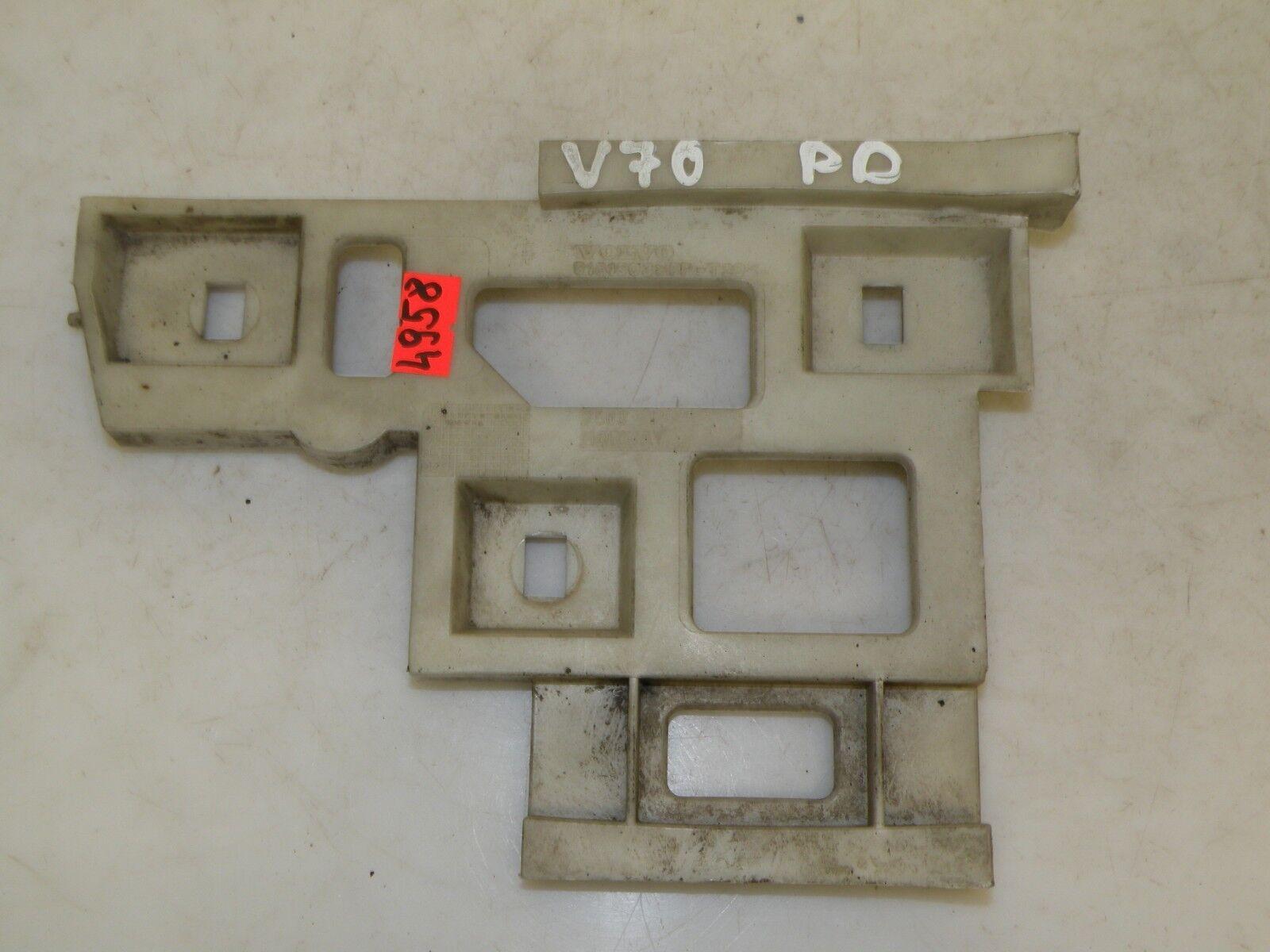 VOLVO V70 2000 LHD ESTATE FRONT RIGHT BUMPER HOLDER BRACKET SUPPORT 9151503