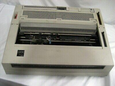 Refurb Vintage Ibm Wheelwriter System Wwarranty- See Optional Monitor Keyboard