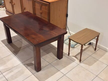 Free Coffee & Side Table