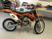 2015 KTM 85 SX (Big Wheel) Brookvale Manly Area Preview