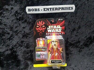 Star Wars Episode I Queen Amidala Figurine  b-19 (Queen Amidala Star Wars)