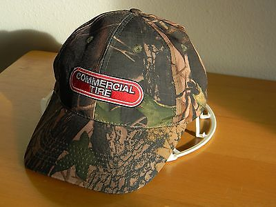 Commercial Tire (CAP NEW CAMMO COMMERCIAL TIRE STRAP BACK HIGH QUALITY EMBROIDERED LOGO)